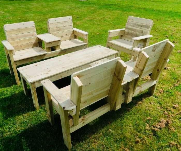 Love Seat Set