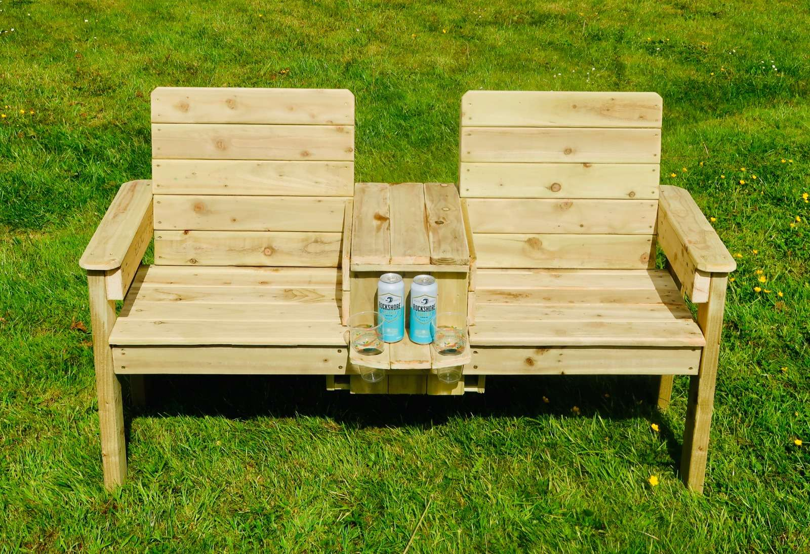 Jack And Jill Seat With Cooler