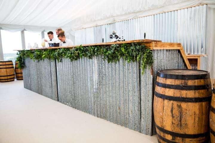 Corrugated Bar 4.8 metres for rent. Dublin, Ireland