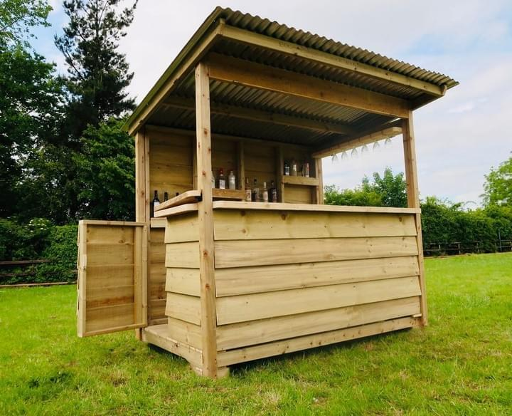 Garden Bar - Sale and rentalIreland